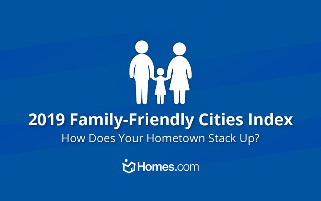 2019 Most Family-Friendly Cities