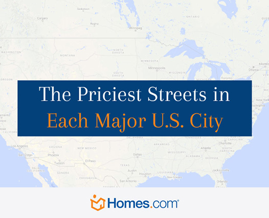 The Priciest Streets in Major U.S. Cities