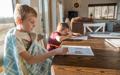 82% of Parents Unprepared for At-Home Learning: Homes.com Survey